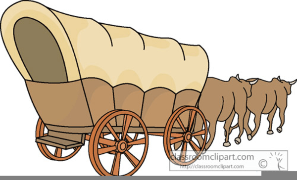 Cartoon Covered Wagon Clipart | cartoon.ankaperla.com