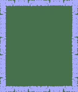 Blue Border Design Clip Art At Vector Clip Art