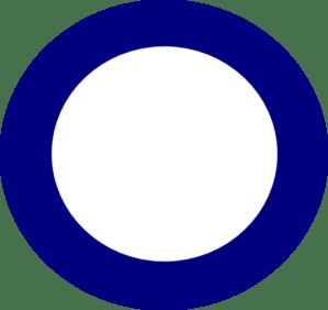 Blue Circle Clip Art at Clker.com - vector clip art online. royalty free & public domain