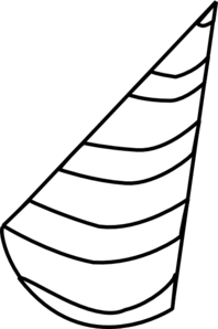 Birthday Party Hat Clip Art At Vector Clip Art