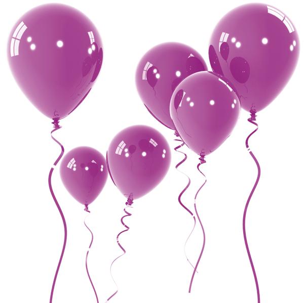 purple balloons free