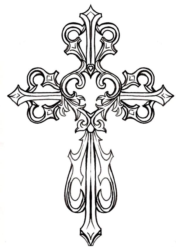Crosses Clip Art