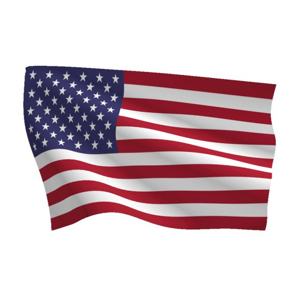 usa flag free