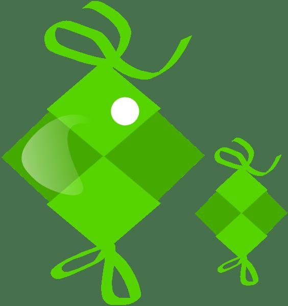 Ketupat Big Clip Art at Clkercom  vector clip art online