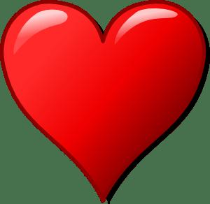 Heart Clipart Free Images at Clkercom vector clip art