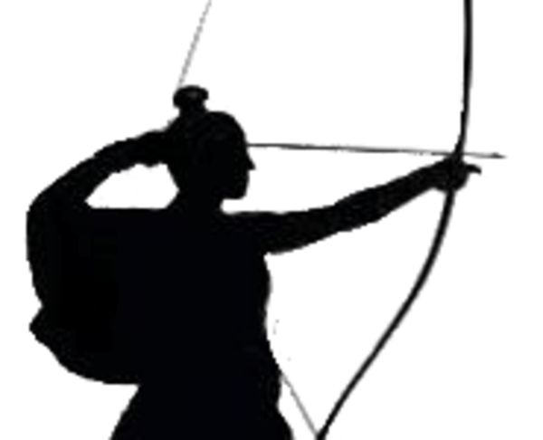 Logo Archer Simplifiede Transparent Free Images at Clker