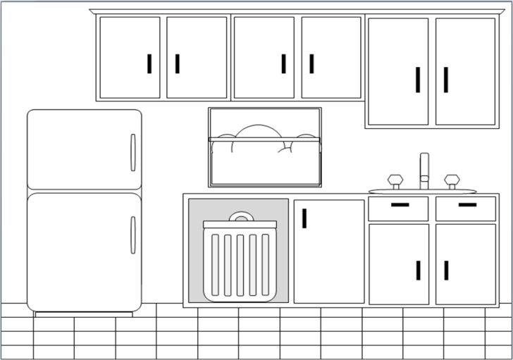 Kitchen Clker Vector Clip Art