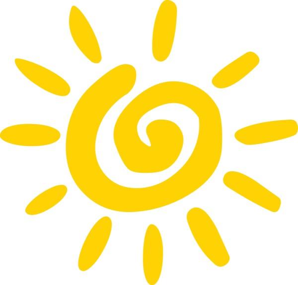sun clipart free
