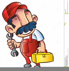 free plumber clipart free