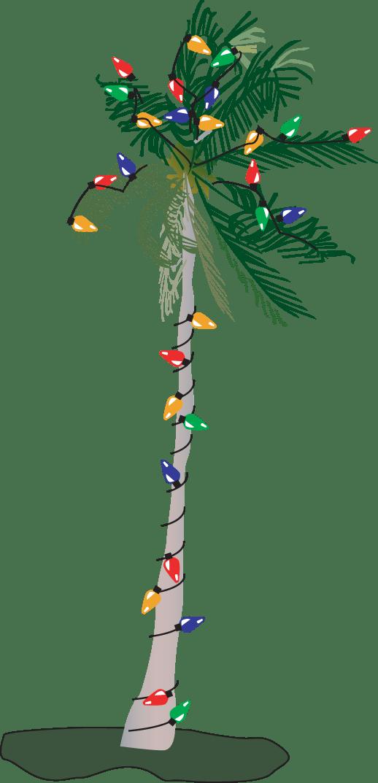christmas palm free