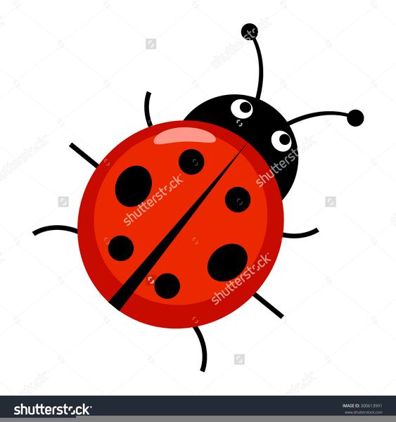 Cute Cartoon Ladybug Clipart Free Images At