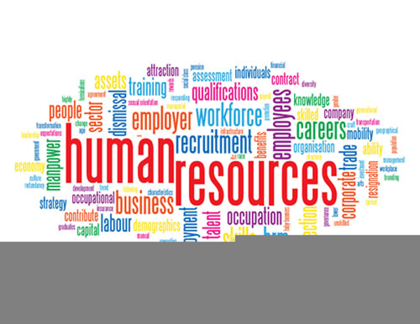 human resources department clipart