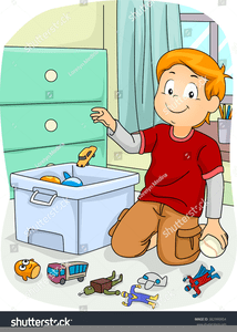Child Doing Chores Clipart Free Images at Clkercom
