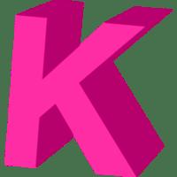 Letter K Icon