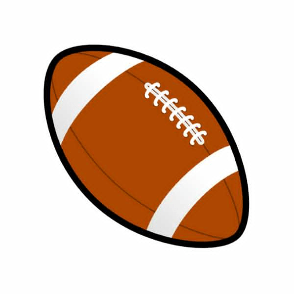 football animated clipart free