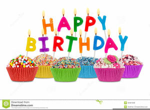 Free Clipart Cupcake Birthday Free Images At Clkercom Vector