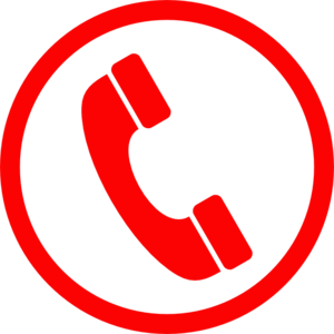Telephone Symbol  Free Images at Clkercom  vector clip