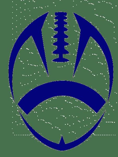 blue football gut free