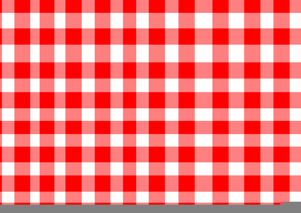 Red Checkerboard Background