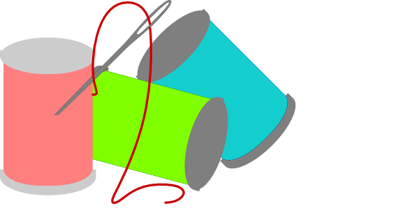 Art Machine Clip Sewing Small