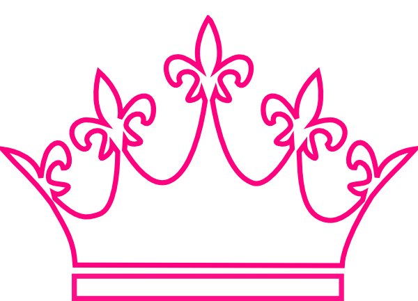 Queen Crown Clip Art At Clker Com Vector Clip Art Online