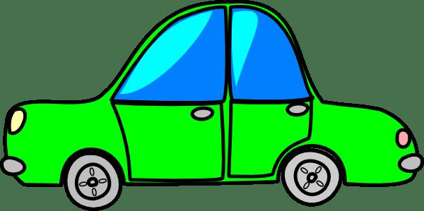 Car Green Cartoon Transport Clip Art at Clker.com - vector clip art online. royalty free & public domain