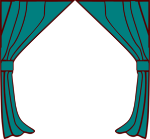 Curtains Clip Art At Vector Clip Art Online