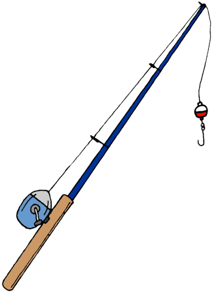 Fishing Pole Free Images At Vector Clip Art
