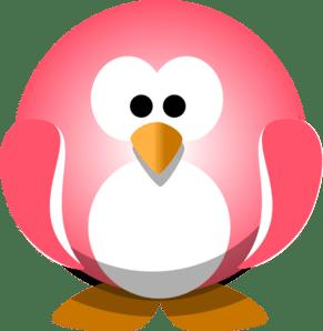 red penguin clip art