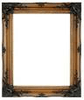 romantic frame border