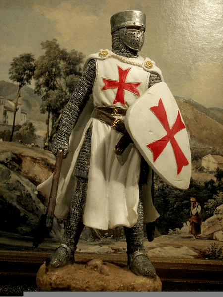 Knights Templar Wallpaper Iphone Crusader Knight Painting Free Images At Clker Com