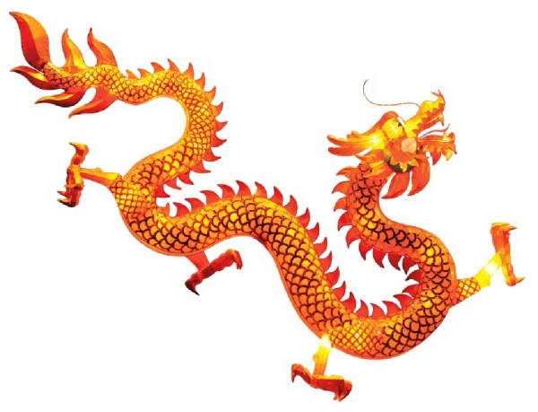 Chinese New Year Dragon Clip Art