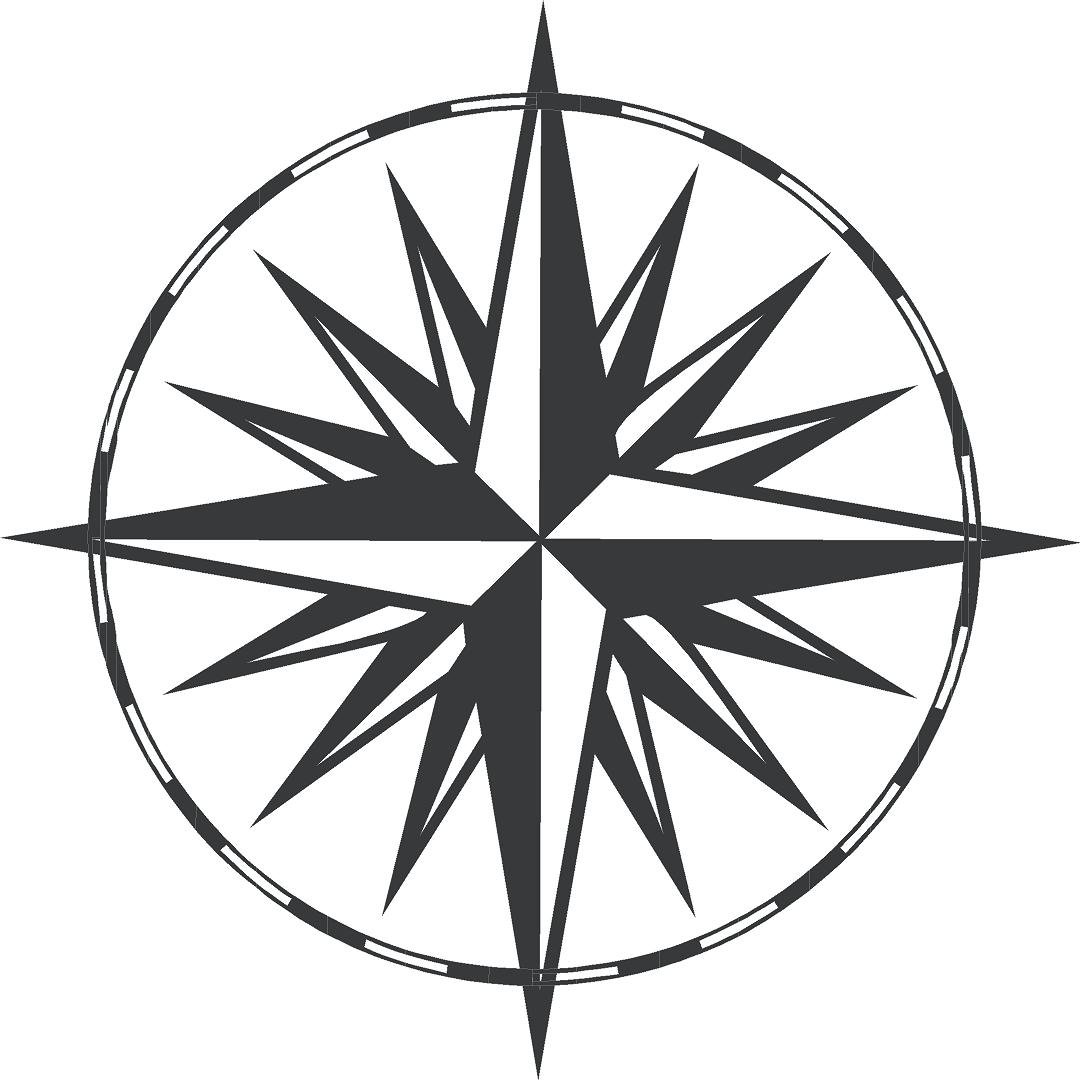 Li Compass Free Images At Clker