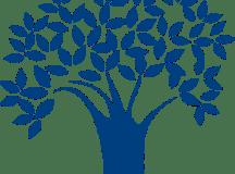 Blue Tree Clip Art at Clker.com - vector clip art online ...