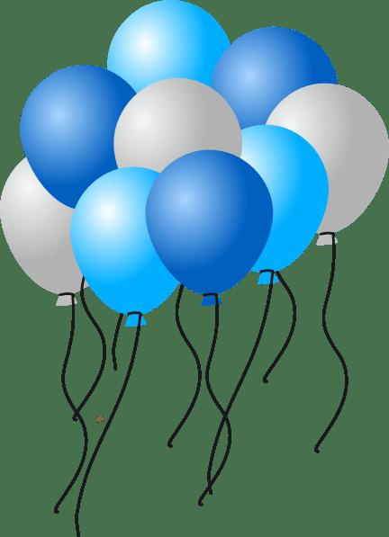 balloons2 clip art