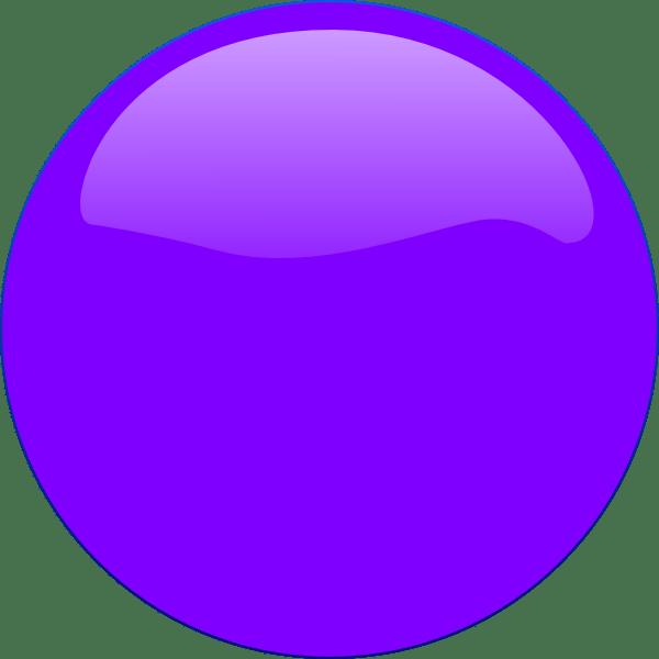 Purple Circle Icon Clip Art at Clker.com - vector clip art online. royalty free & public domain