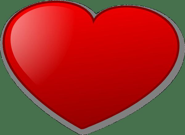 love heart clip art