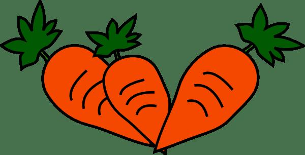 carrots clip art