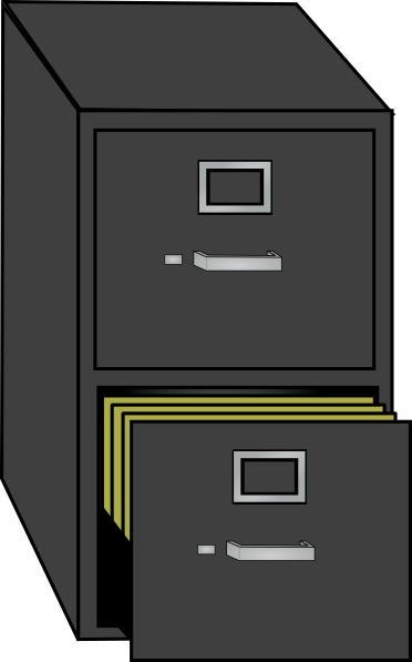 Colored Filing Cabinets