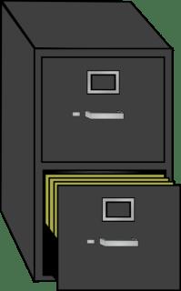 File Cabinet Clip Art at Clker.com - vector clip art ...