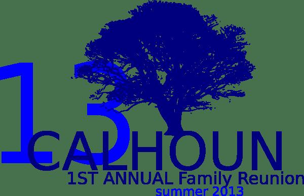 Calhoun Family Reunion Clip Art At Vector Clip
