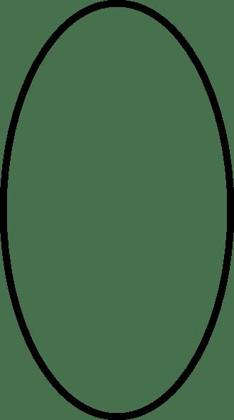 Oval Clip Art at Clkercom vector clip art online