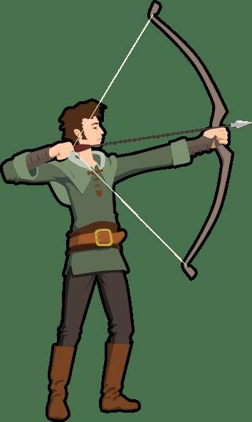 Archer Clip Art at Clkercom vector clip art online