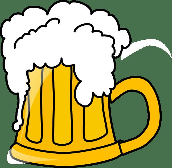 beer.flowing clip art