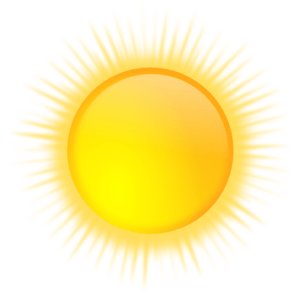 Sun Icon Clip Art At Vector Clip Art Online