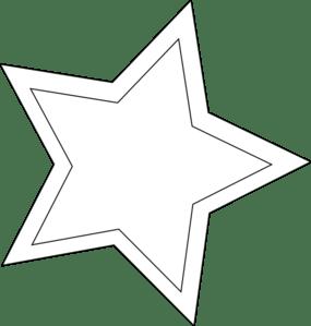 star clip art - vector