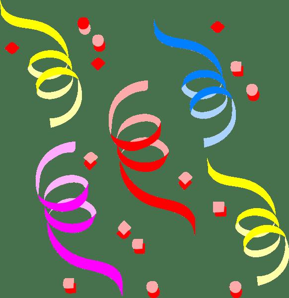 confetti clip art