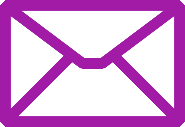 Image result for purple email icon