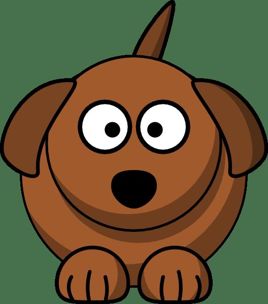 cartoon dog bone clip art