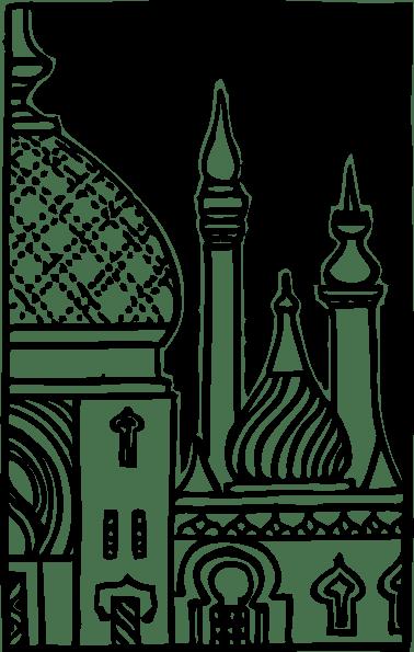 Masjid Clip Art at Clkercom  vector clip art online